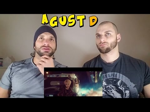 Free Download Agust D - Give It To Me | Reaction Mp3 dan Mp4