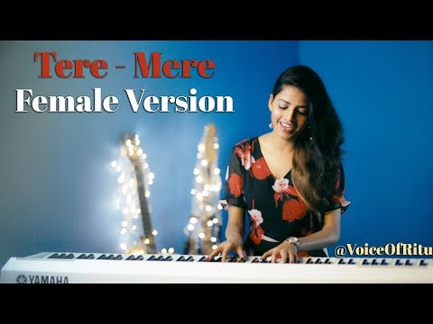 Tere Mere - Chef | Female Cover Version by @VoiceOfRitu | Ritu Agarwal