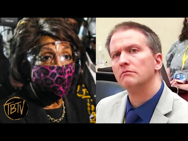 Chauvin Defense Cries Mistrial Over Maxine Waters' Comments | Tim Black
