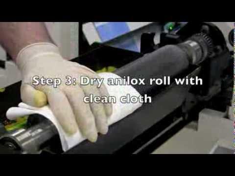 Anilox Cleaner IB-100 Flexo Ink Cleaner