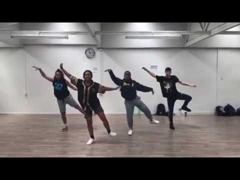 Royal Family | Corbyn Taulealea Huch Choreography | The Palace Dance Studio | TroyBoi - Mantra