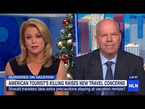 Travel Safety Expert Detective Kevin Coffey on CNN HLN 12 7 18