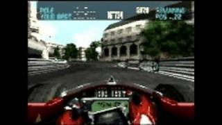 Monaco Grand Prix Nintendo 64 Gameplay_1998_12_22_1