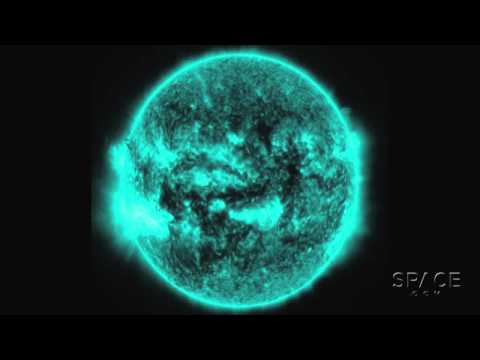 Sun Unleashes Powerful Solar Flares, Disrupting Radio Communications