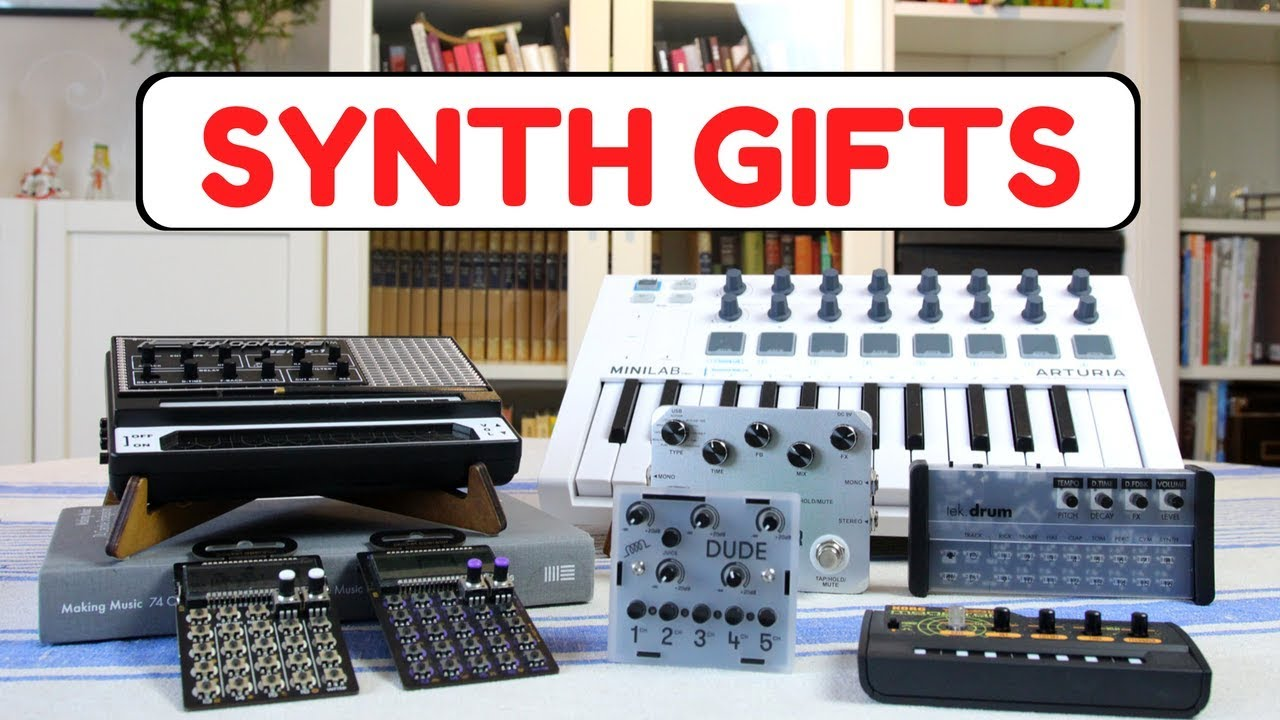 Best Synth Music Production Gifts Under 100 Youtube