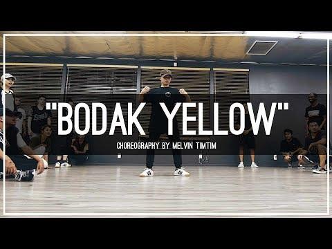 "Cardi B ""Bodak Yellow"" Choreography by Melvin Timtim"