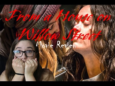 FROM A HOUSE ON WILLOW STREET (Movie Review)+GIVEAWAY WINNER!