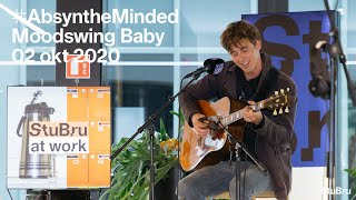 Absynthe Minded — Moodswing Baby (live @ StuBru At Work)