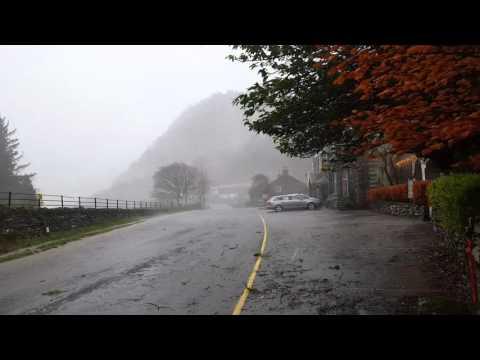 Borrowdale flooding 2