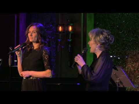 Linda Benanti and Laura Benanti -