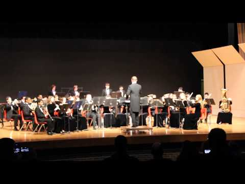 Coast Guard - King - Troy Athens Concert Band