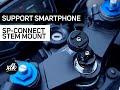 Avis : Support de smartphone SP-Connect (colonne de direction) - Axelek