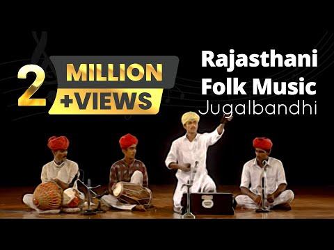 Rajasthani Jugalbandhi ( Musical Ensemble ) | Rajasthani Folk Music