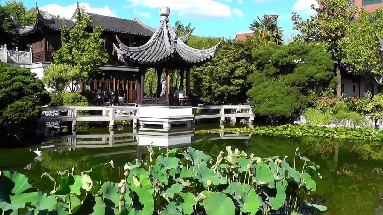 lan su chinese garden portland - Chinese Garden Portland