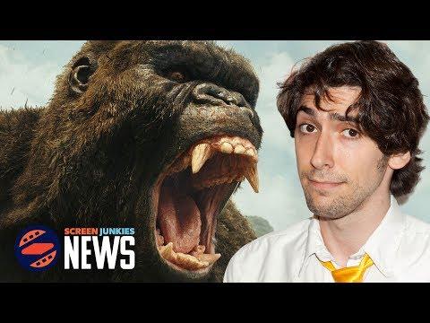 Max Landis Debates Kong Director Jordan VogtRoberts About Skull Island  Kong Skull Island