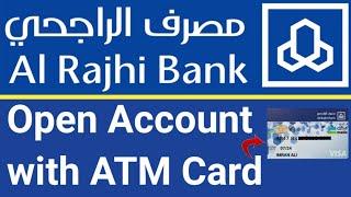 How To Open Al Rajhi Bank Account Online   Al Rajhi Bank Me Account Kaise Open Karen   Al Rajhi Bank