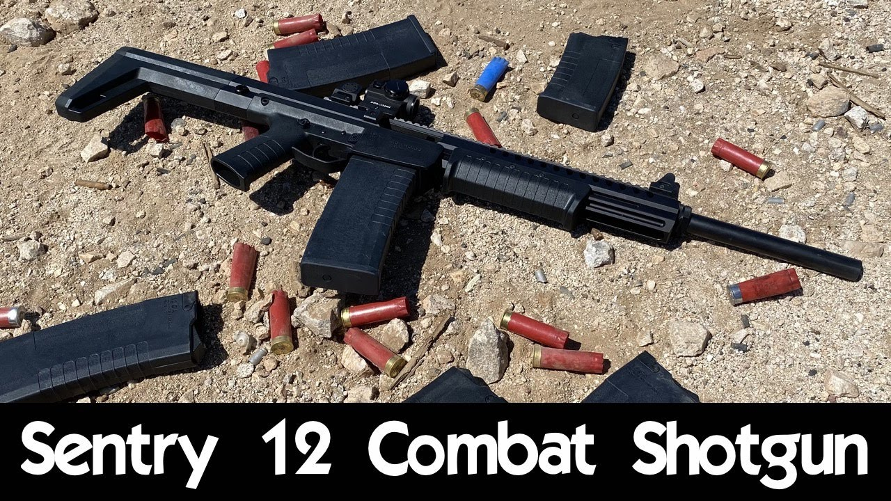 Sentry 12 Combat Shotgun