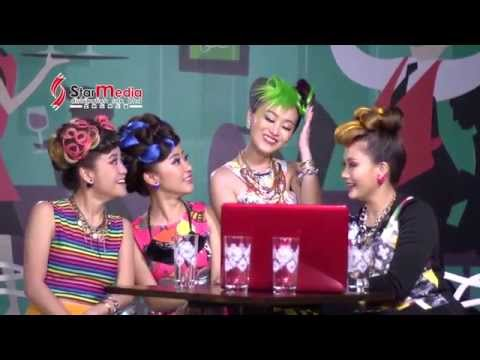 [M-Girls 四个女生] 新年秀 -- 新春佳期 2015 (Official MV)