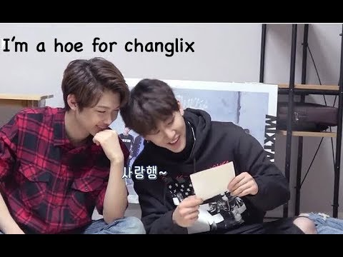 STRAY KIDS crack 3 - changlix is my sin