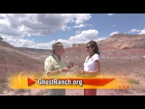 Travel Guide New Mexico tm, Ghost Ranch Abiquiu New Mexico