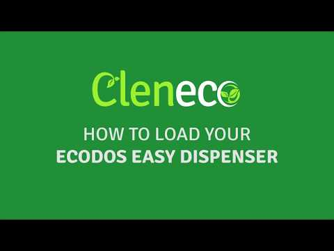 How to Load an Ecodos Easy Dispenser