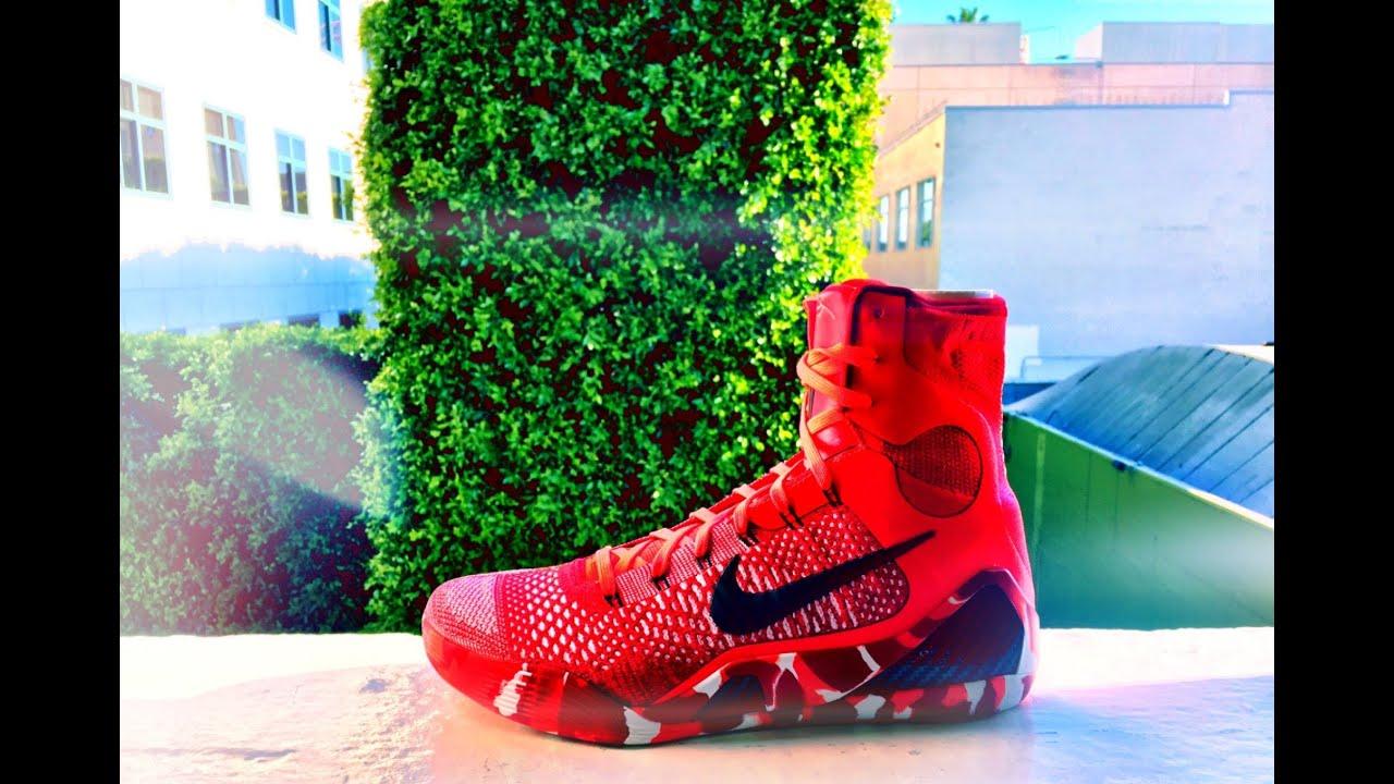 Nike Kobe 9 IX Elite \