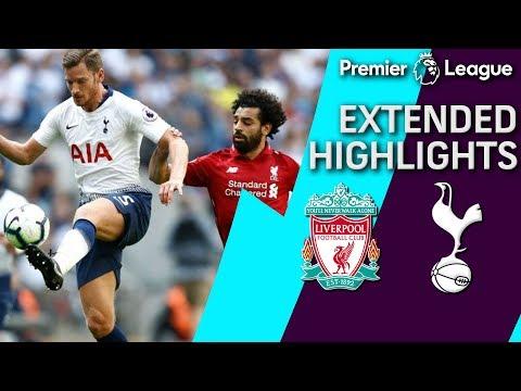 Liverpool v. Tottenham   PREMIER LEAGUE EXTENDED HIGHLIGHTS   3/31/19   NBC Sports