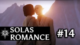 Dragon Age: Inquisition - Solas Romance - Part 14 - I have not forgotten the kiss