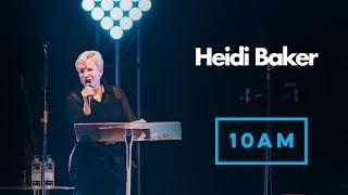 Heidi Baker | Sunday 20th August 2017