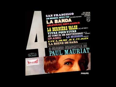 Paul Mauriat - La Musique (Angelica)