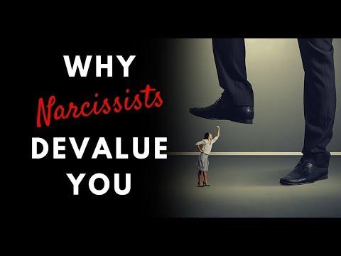 Why Narcissists Devalue You | Melanie Tonia Evans | Melanie Tonia Evans