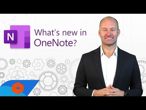 What's New in OneNote? thumbnail