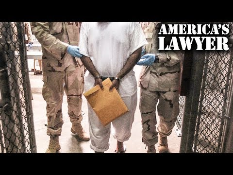 17-Year Gitmo Detainee With No Charges Petitions Supreme Court To Review Legal Case