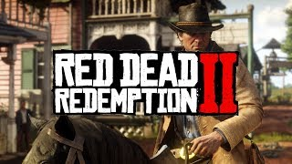 Pożoga (30) Red Dead Redemption 2