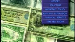 The U.S. Federal Reserve Bank - How it Works, and What it Does - Money, Dollars, & Currency