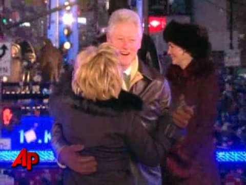 NYC Celebrates: Times Square Ball Drop