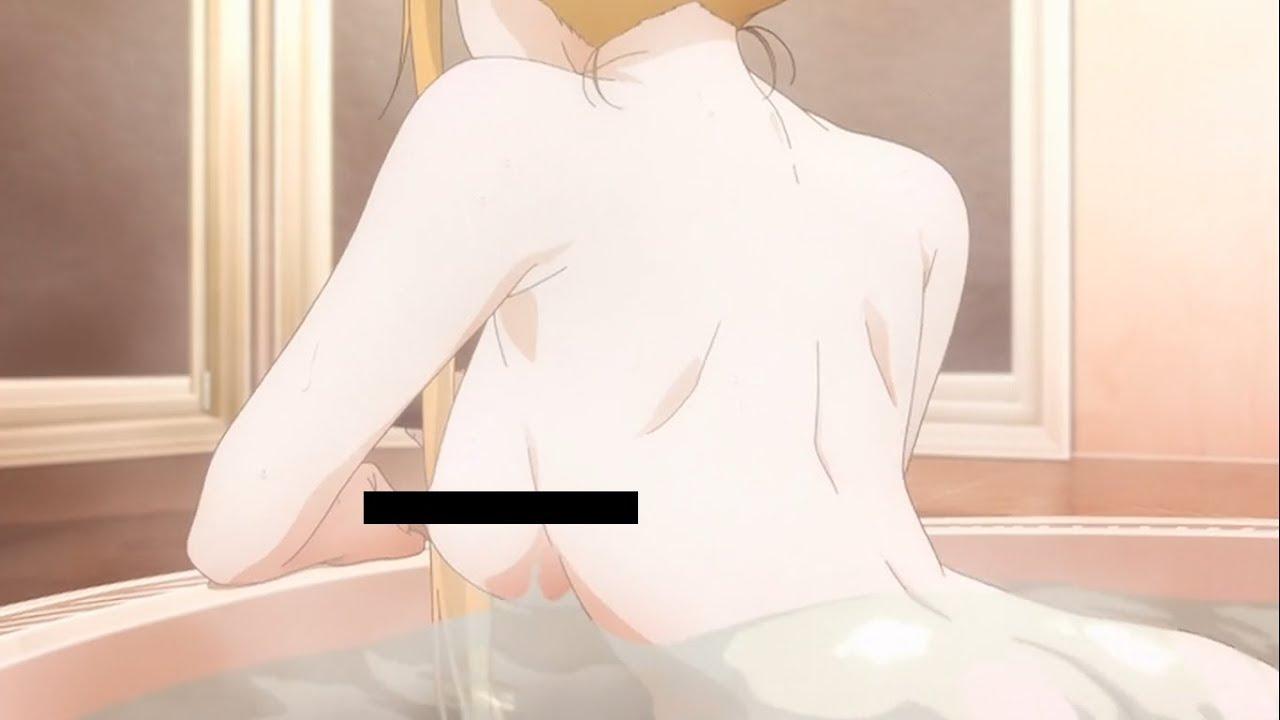 Sao asuna bath scene ordinal scale - 2 part 7