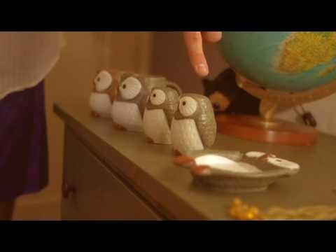 A Gordon Queen Exclusive - Gordon's Owls - A Jupit...