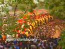 Pakal Pooram - The Pooram for Thrissur residents