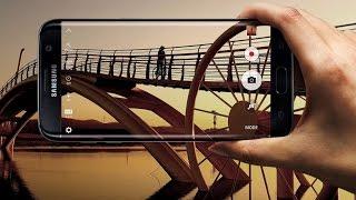 Galaxy S7 Edge Возможности камеры. Сравнительный обзор. #3