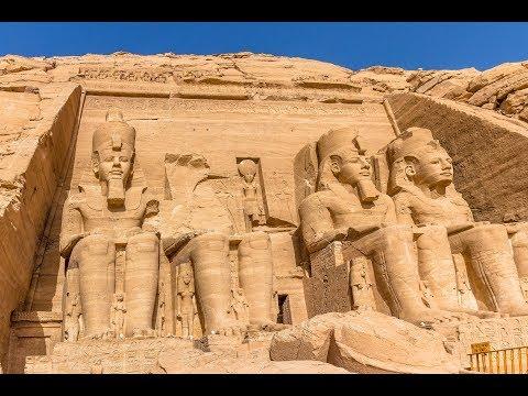 Egypte-Le temple d'Abou