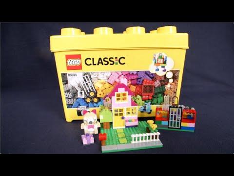 10698 LEGO Classic Creative Large Brick Box