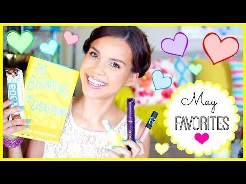 May Favorites 2014! thumbnail