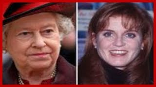 Royal SCANDAL: How Sarah Ferguson was 'BANNED from the Queen's Flight