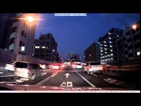 Tokyo night drive 2014 Dec