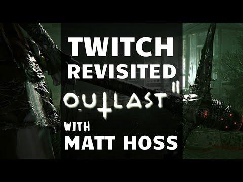 #LetsPlay - Outlast 2 with Matt Hoss (Part 1)