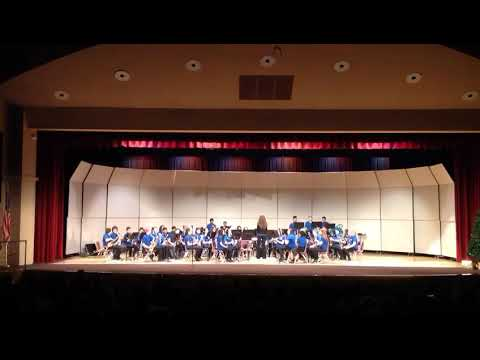 Roseville middle school advanced band