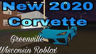 Nouvelle Corvette 2020 - Greenville Roblox