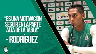 embeded bvideo Rueda de Prensa: Hugo Rodríguez - 15 Agosto