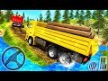 Truck Cargo Driver 3D Simulator - Android GamePlay